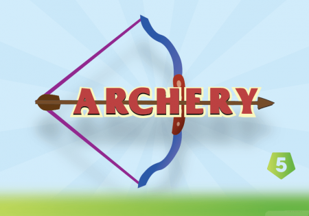 archery-background